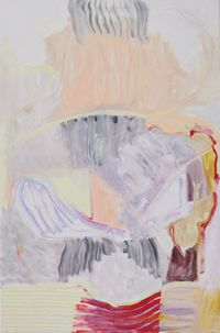 Haught Hawt by Stella Corkery contemporary artwork painting