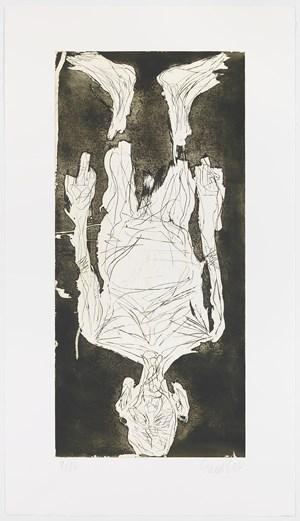 Ohne Hose in Avignon V by Georg Baselitz contemporary artwork