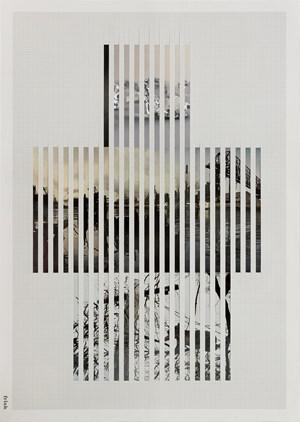 Discrete Model Number 024 by Goshka Macuga contemporary artwork