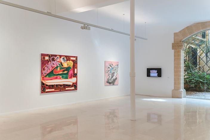 Exhibition view: Group Exhibition, Cadmio limón,Galería Pelaires, Palma (16 September–17 December 2020). CourtesyGalería Pelaires.