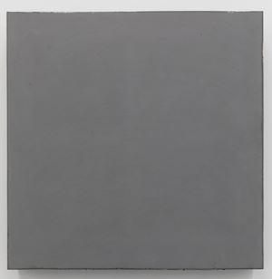Gray square by Noriyuki Haraguchi contemporary artwork