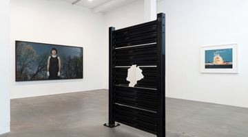 Contemporary art exhibition, Group Exhibition, American Pastoral at Gagosian, London