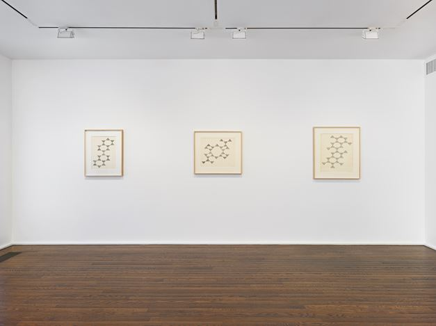 Exhibition view: Lygia Pape, Hauser & Wirth, 69th Street, New York (6 September–20 October 2018). © Projeto Lygia Pape. Courtesy Projeto Lygia Pape and Hauser & Wirth. Photo: Genevieve Hanson.