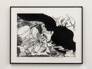 Bouquet by Mark Thomas Gibson contemporary artwork