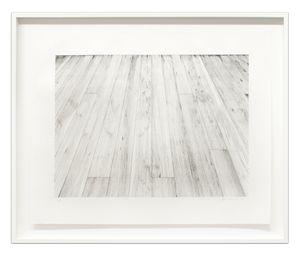Floor II by Sylvia Plimack Mangold contemporary artwork