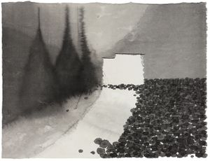 Village 19-3 by Shen Qin contemporary artwork