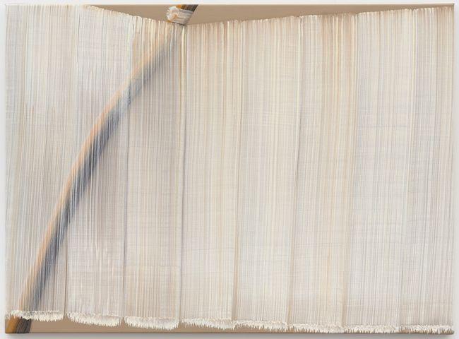 12 Brushstrokes over 1 Brushstroke by Hyun-Sook Song contemporary artwork