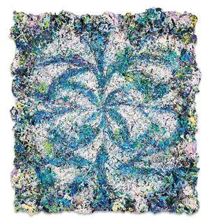DeepDrippings (Upper Maze Version) by Phillip Allen contemporary artwork