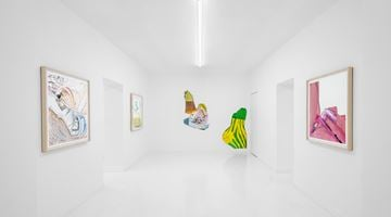 Contemporary art exhibition, Sarah Faux, Perfect for her at Capsule Shanghai