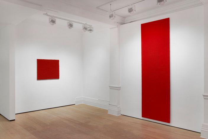 Exhibition view: Group Exhibition, On Hannah Arendt: What is Authority?, Richard Saltoun Gallery, London (26 April–6 June). © The Artist. Courtesy Richard Saltoun Gallery, London.