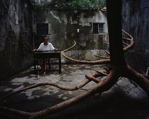 August, YSC Wan-Tan Residence 《八月|灣潭舊居》 by Yeh Wei-Li contemporary artwork