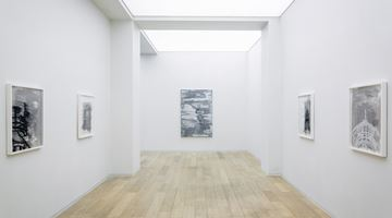 Contemporary art exhibition, Gary Simmons, Dancing in Darkness at Simon Lee Gallery, Hong Kong