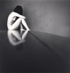Tomomi, Study 1 by Michael Kenna contemporary artwork