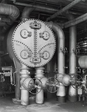 Detail, Petrochemical Plant, Wesseling, GER by Bernd & Hilla Becher contemporary artwork