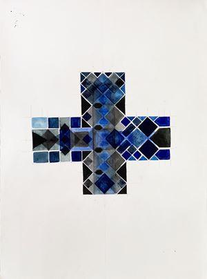 Untitled by Amina Ahmed contemporary artwork