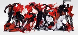 War by Nick Knight contemporary artwork