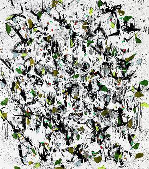 Zhi Zui Jin Mi (纸醉金迷) 08 by Danhôo contemporary artwork