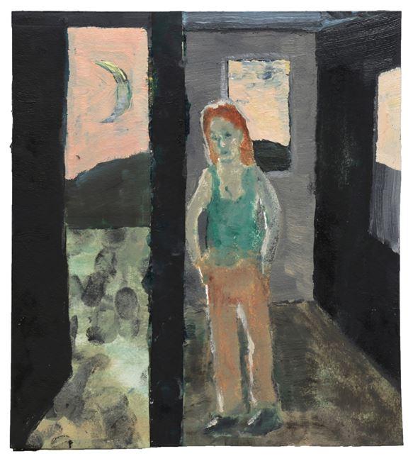 Dawn Interior by Tom Anholt contemporary artwork