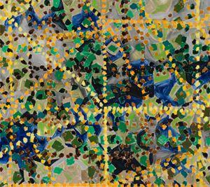 Leaves by Vladimír Kokolia, contemporary artwork