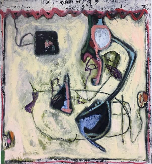 Gardyloo by Sarah Dwyer contemporary artwork