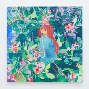 Vacant house by Makiko Kudo contemporary artwork