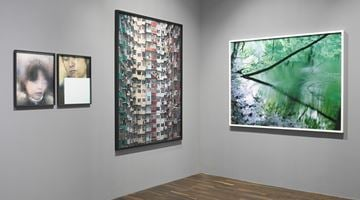 Contemporary art exhibition, Group Exhibition, Showroom at Christophe Guye Galerie, Zurich