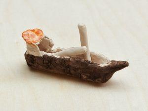 Little Ship by Jenny Brosinski contemporary artwork