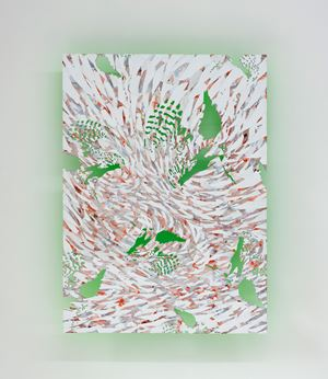 Undertow by Maya Kramer contemporary artwork