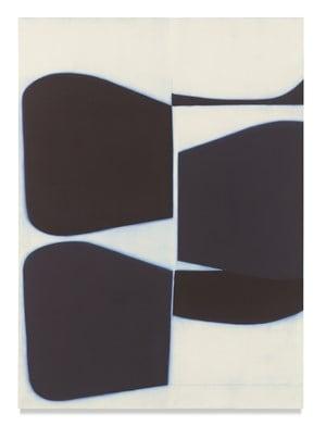 747 (blue, 3) by Suzanne Caporael contemporary artwork