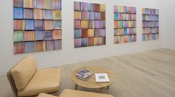 Contemporary art exhibition, Bernard Frize, Solo Exhibition at Simon Lee Gallery, Hong Kong