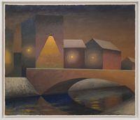 Gennaio by Salvo contemporary artwork painting