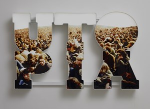 UTOPIA (Altamont Motor Speedway) by Doug Aitken contemporary artwork
