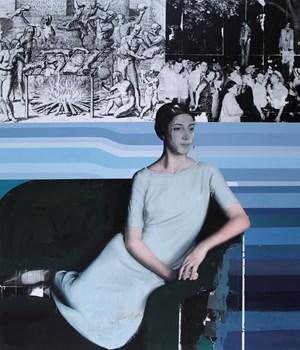 Humanity (homage to Meredith Framton) by Mircea Suciu contemporary artwork