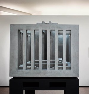 Claustrum II by Renato Nicolodi contemporary artwork