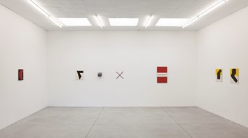Contemporary art exhibition, Mario De Brabandere, I AM GOOD AT NOT THINKING at Kristof De Clercq gallery, Ghent