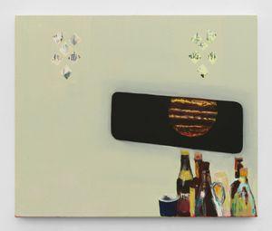 2059 (bar) by Dexter Dalwood contemporary artwork