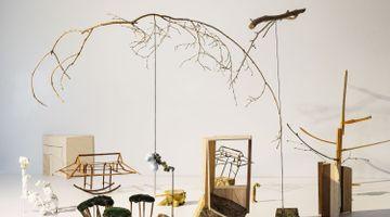 Contemporary art exhibition, Koo Hyunmo, resemble at PKM Gallery, Seoul