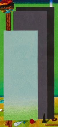 Upward by Hyunsun Jeon contemporary artwork painting, works on paper