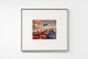 Interior, Rainton Services, North Yorkshire by Paul Graham contemporary artwork