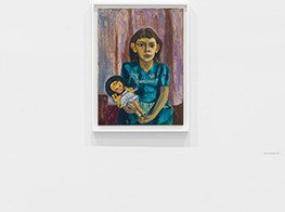 Alice Neel at David Zwirner, New York