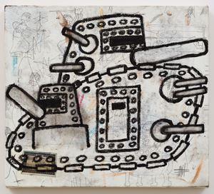 Tank by Jay Stuckey contemporary artwork