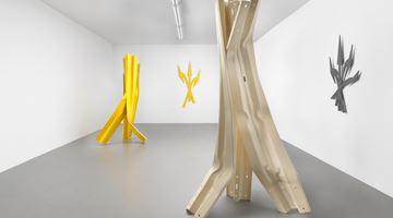 Contemporary art exhibition, Bettina Pousttchi, Vertical Highways at Buchmann Galerie, Buchmann Box, Berlin