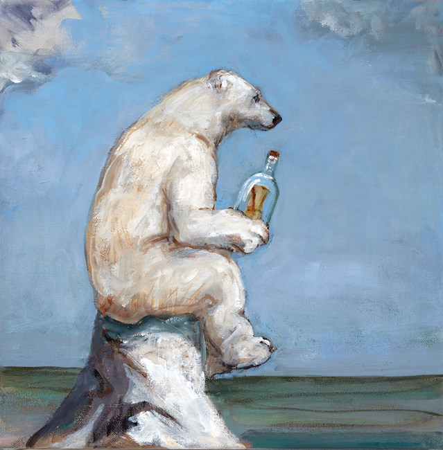 Social Animal #7 by Joanna Braithwaite contemporary artwork