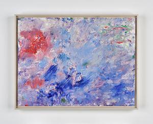 little painting, horizontal by Heike-Karin Föll contemporary artwork