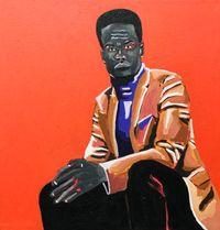 Untitled by Tafadzwa Adolf Tega contemporary artwork painting