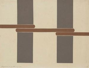 Composition No. 50 by Ion Bitzan contemporary artwork
