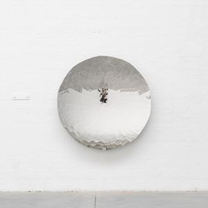 Random Triangle Mirror by Anish Kapoor contemporary artwork