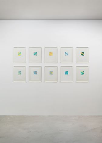 Exhibition view: Jean-Michel Othoniel,NEW WORKS, Kukje Gallery K1, Seoul (17 December 2020–31 January 2021). Courtesy Kukje Gallery.