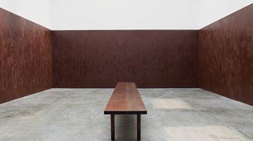 Contemporary art exhibition, Anya Gallaccio, Stroke at Blum & Poe, Los Angeles