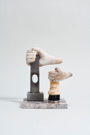 The Grip by Leelee Chan contemporary artwork